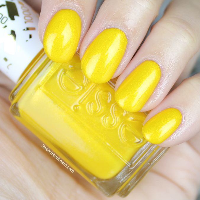 Essie Aim to Misbehave Swatches Review