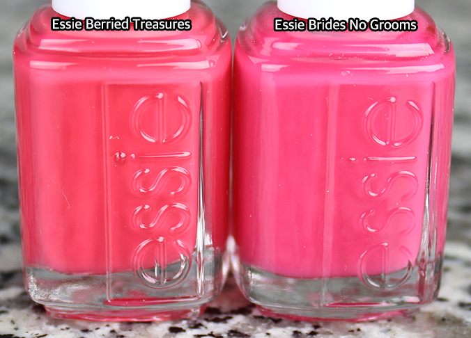 Essie Berried Treasures Essie Brides No Grooms