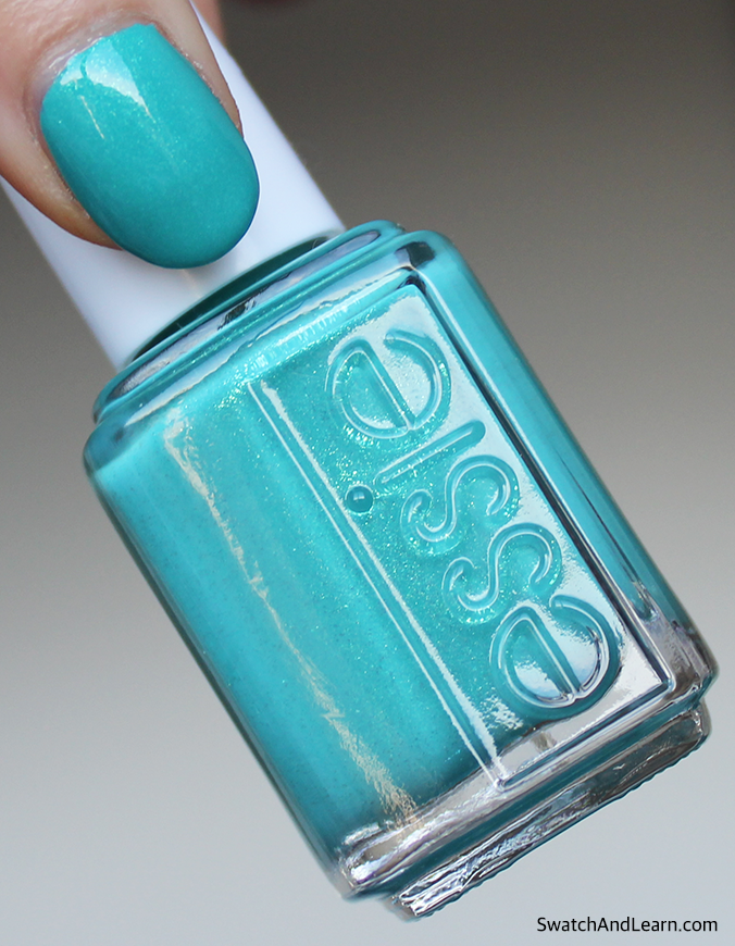 Essie Summer 2016 Collection Viva Antigua Swatch