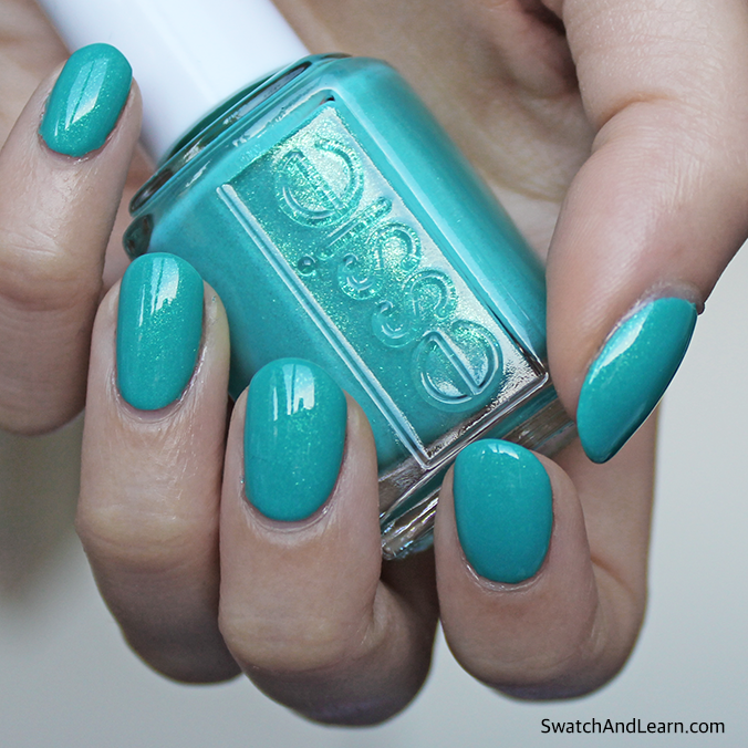 Essie Viva Antigua Review Swatches Swatch