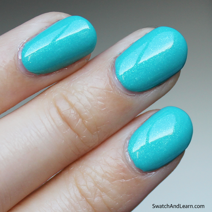 Essie Viva Antigua Swatch Swatches Review