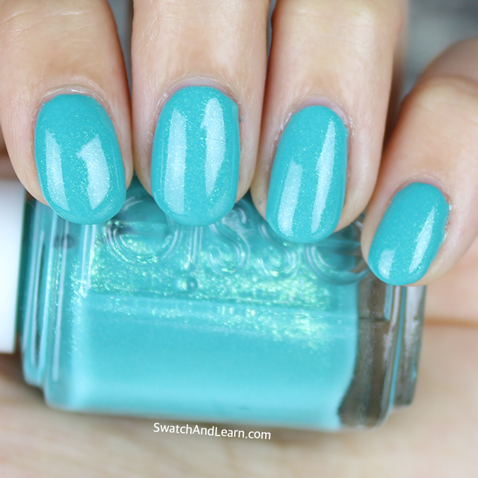 Essie Viva Antigua Swatches Amp Review Swatch And Learn