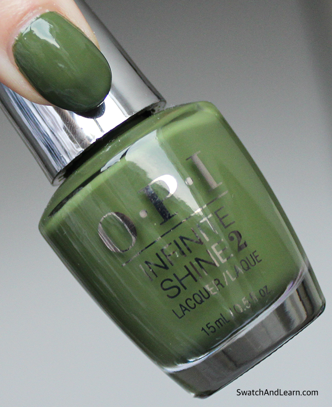 OPI Olive for Green Review