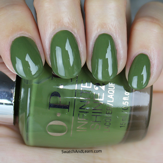 OPI Olive for Green Swatch