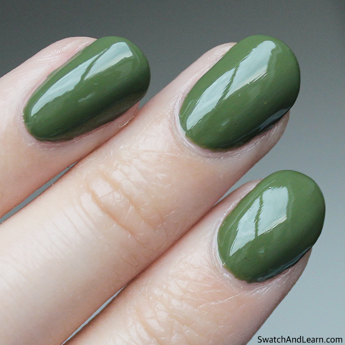 OPI Olive for Green Swatches Swatch