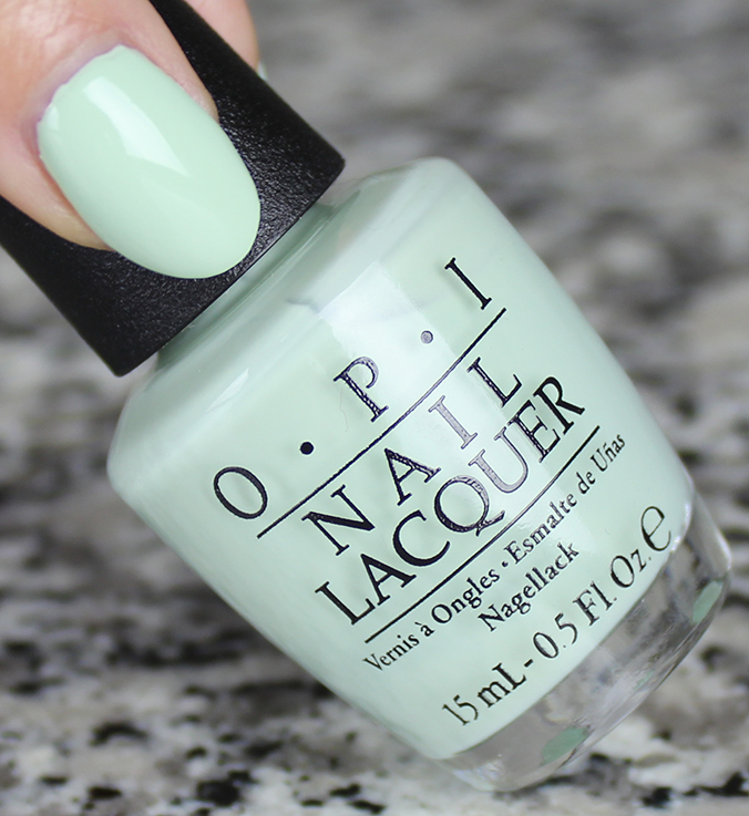 OPI This Cost Me a Mint Review