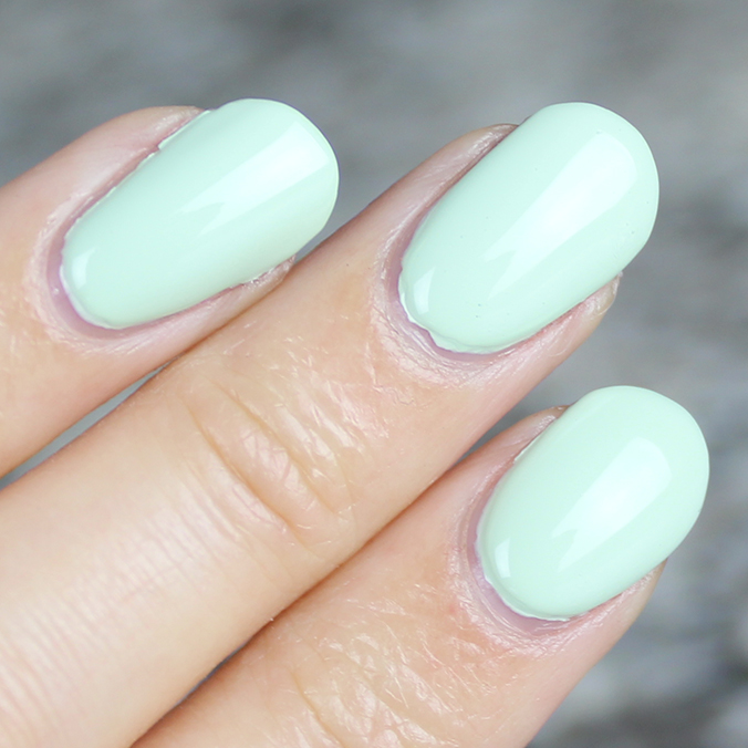 OPI This Cost Me a Mint Swatch Review