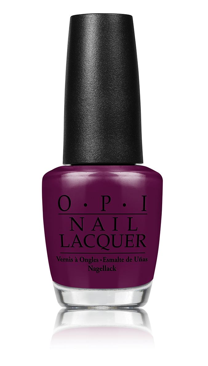 OPI What's The Hatter With You OPI Alice Through the Looking Glass Collection