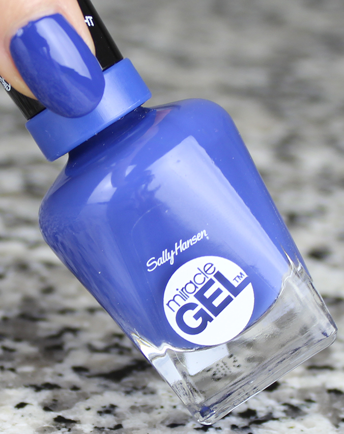 Sally Hansen Miracle Gel Beatnik Review Swatches