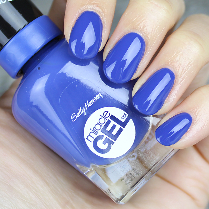 Sally Hansen Miracle Gel Beatnik Swatches Review