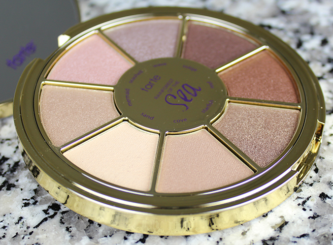 Tarte Rainforest of the Sea Eye Shadow Palette