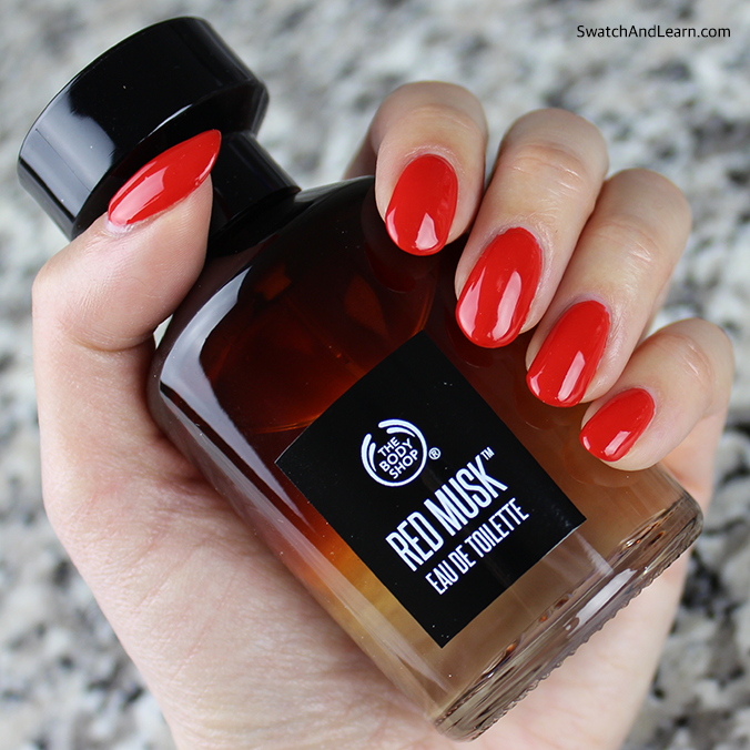 The Body Shop Red Musk Eau de Toilette Review