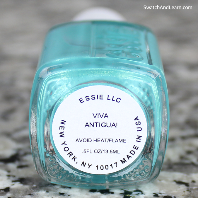 Viva Antigua Essie Summer 2016 Collection