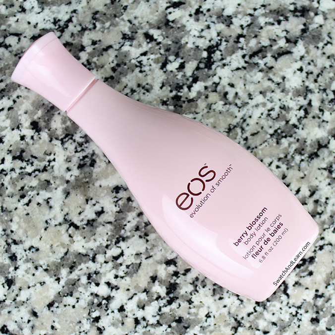 eos Berry Blossom Body Lotion Review