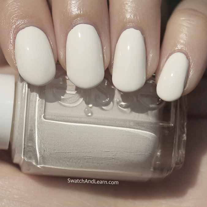 Coconut Cove Essie Swatch Swatches