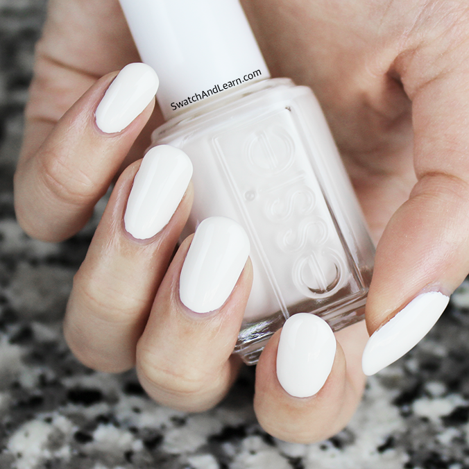 Essie Coconut Cove Swatch Swatches