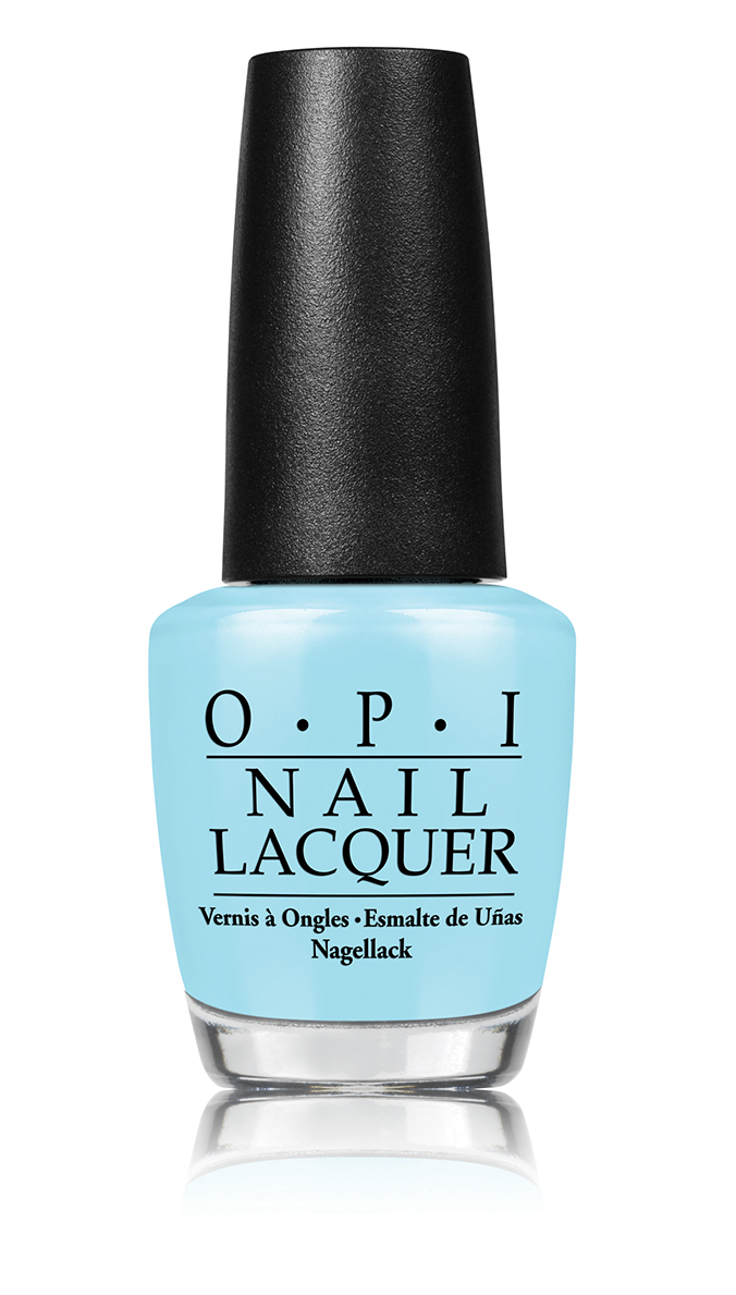 OPI Sailing And Nailing Retro Summer 2016