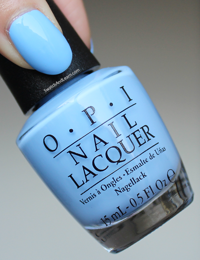 OPI The I's Have It Alice Through the Looking Glass Collection Swatches