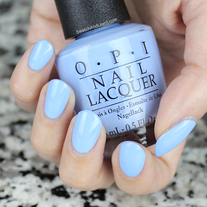 OPI The I's Have It Swatch Review