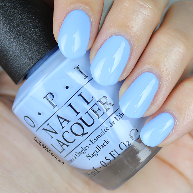 OPI The I's Have It Swatches Review