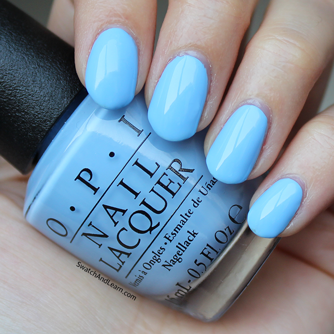 OPI The I's Have It Swatches Swatch