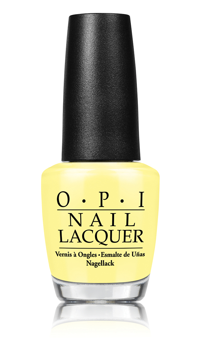 OPI Towel Me About It Retro Summer 2016