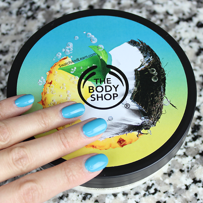 The Body Shop Pinita Colada Body Butter Review