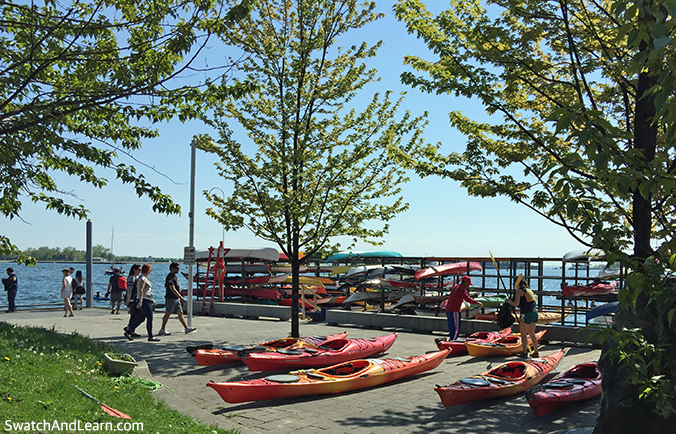 Victoria Day 2016 Harbourfront
