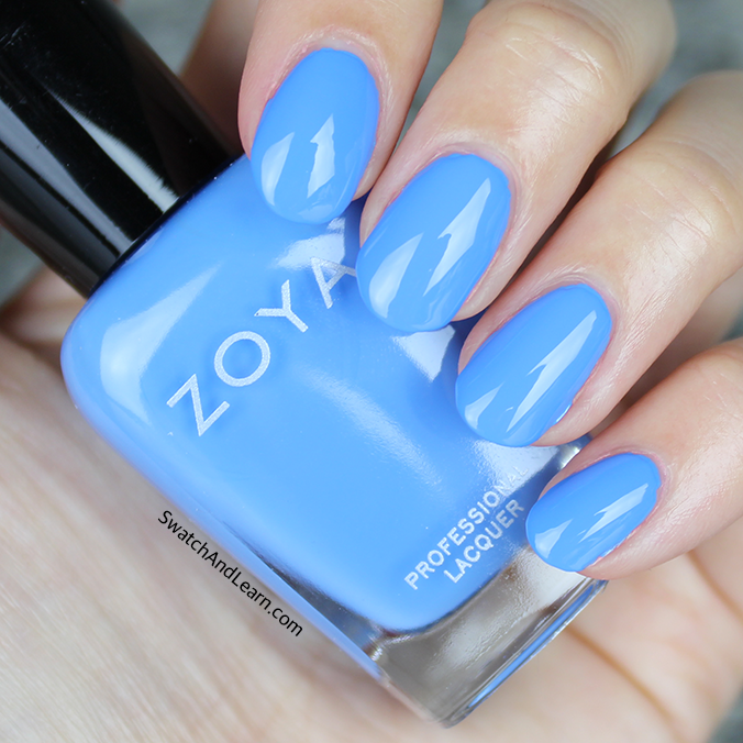 Zoya Dory Swatch Zoya Sunsets Collection Swatches