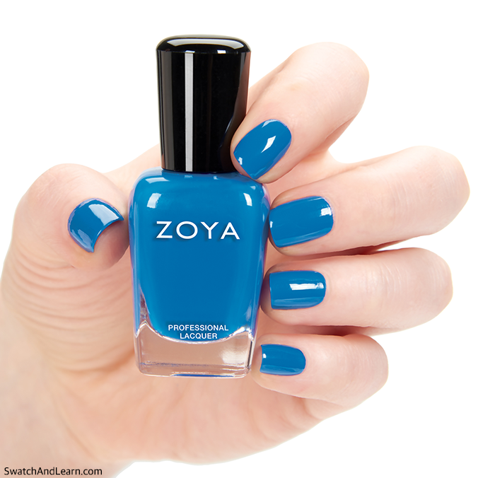 Zoya Seashells and Sunsets Summer 2016 Collection Zoya Dory