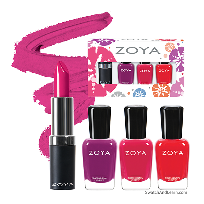 Zoya Sunsets Collection Gift Set