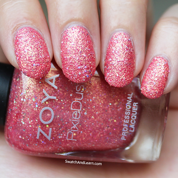 Zoya Zooey Review Swatch Swatches
