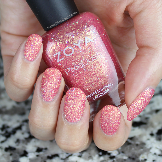 Zoya Zooey Swatch Review