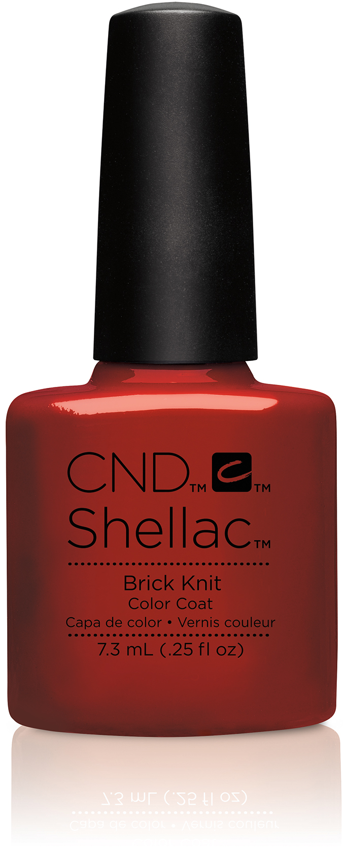 CND Shellac Craft Culture Collection Brick Knit