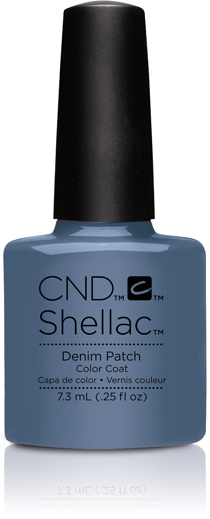 CND Shellac Craft Culture Collection Denim Patch