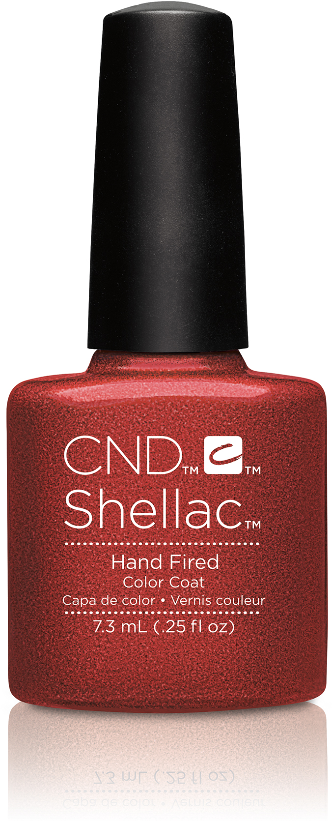 CND Shellac Craft Culture Collection Hand Fired