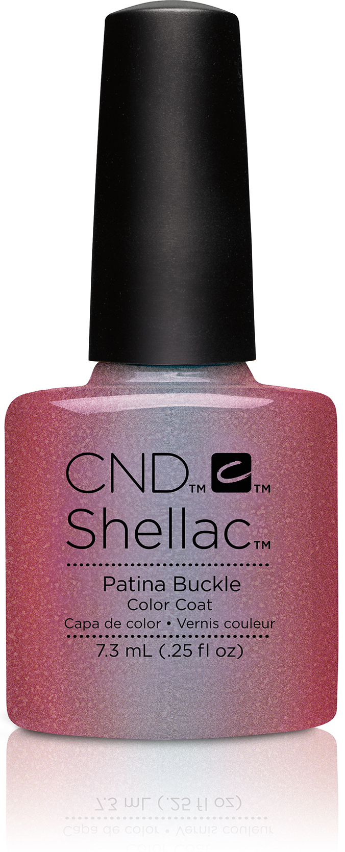 CND Shellac Craft Culture Collection Patina Buckle
