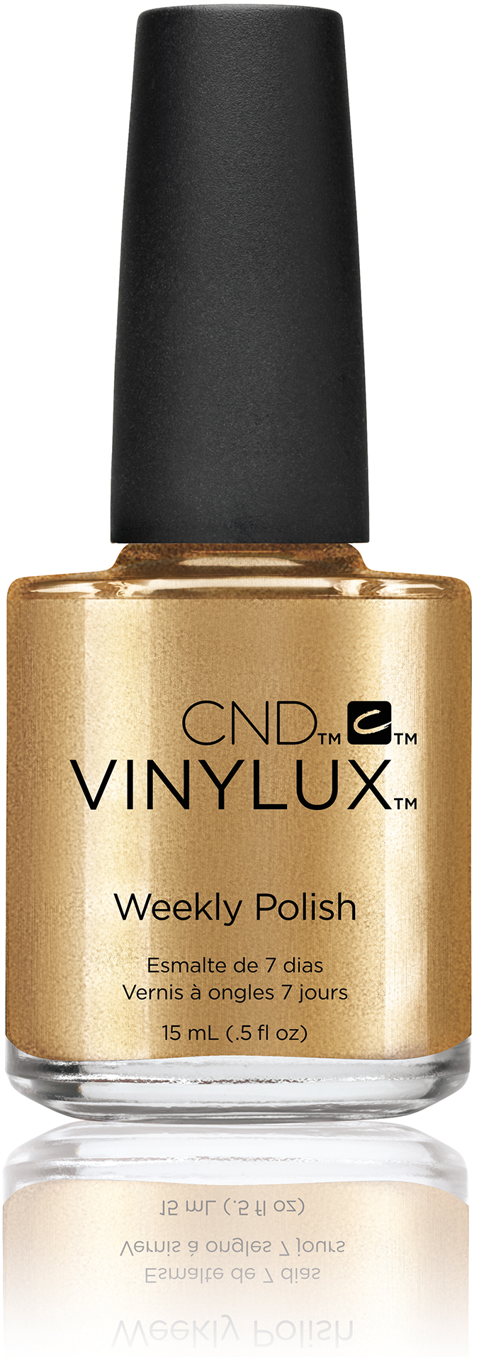 CND Vinylux Craft Culture Collection Brass Button
