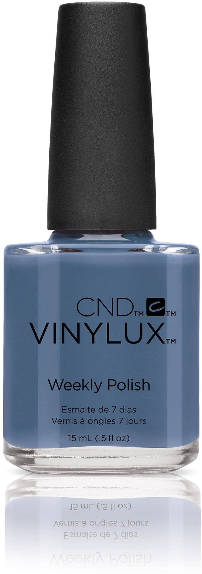 CND Vinylux Craft Culture Collection Denim Patch