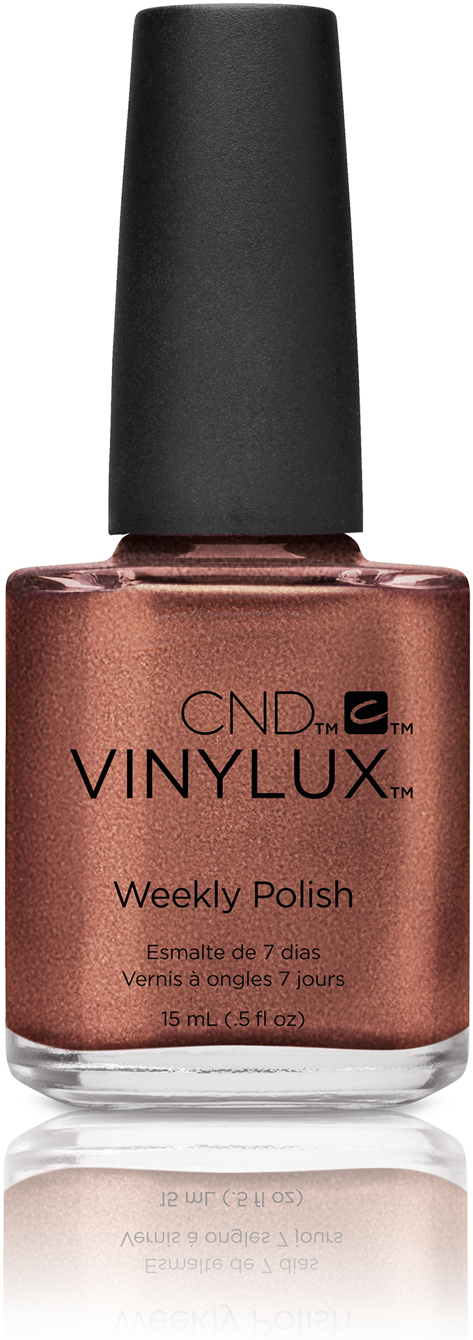 CND Vinylux Craft Culture Collection Leather Satchel