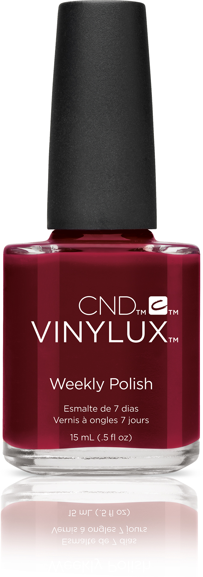 CND Vinylux Craft Culture Collection Oxblood Vinylux
