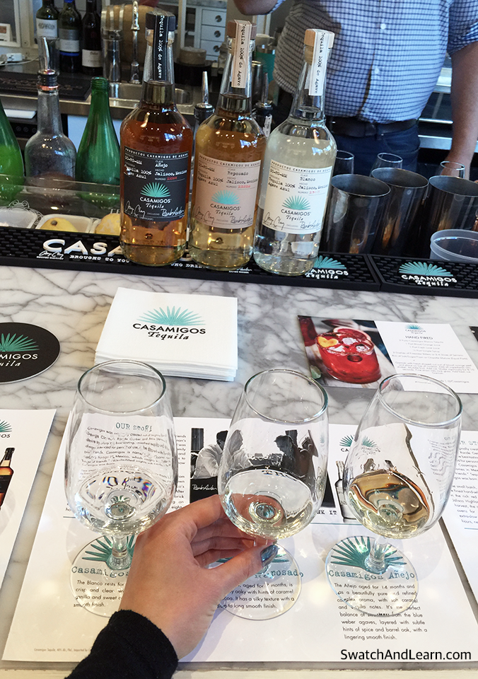 Casamigos Tequila CND Craft Culture Collection Event