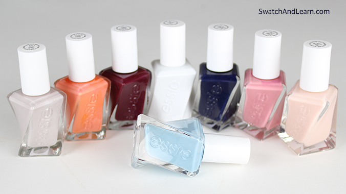 Essie Gel Couture Collection 2016