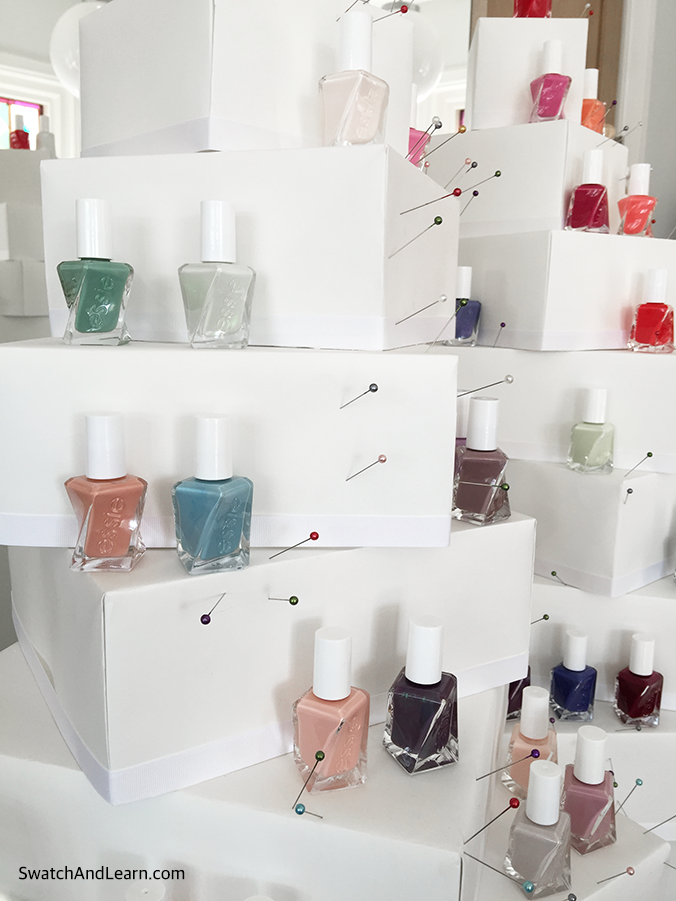 Essie Luxury Nail Polish Gel Couture