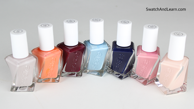 Gel Couture by Essie Nail Polish