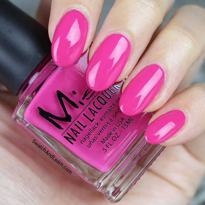 Misa Aphrodite's Arrow Swatch Queens of Summer Collection Swatches