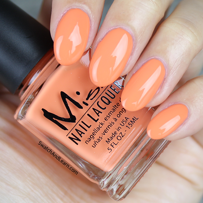 Misa Charming Cleopatra Swatch Queens of Summer Collection Swatches