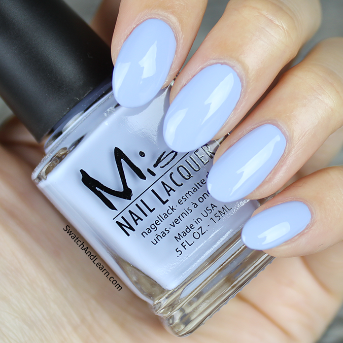 Misa Fairy Dust Swatch Pastel Me All About It Collection Swatches