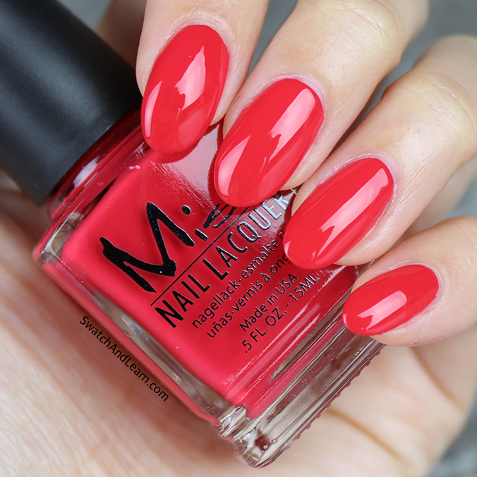 Misa Lucky Lakshmi Swatch Queens of Summer Collection Swatches