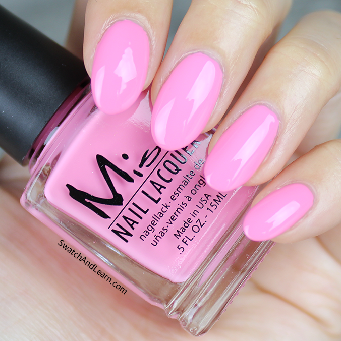 Misa Pandora's Box Swatch Queens of Summer Collection Swatches